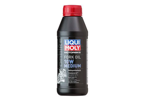Liqui Moly Motorbike Fork Oil 10W medium, 500 ml
