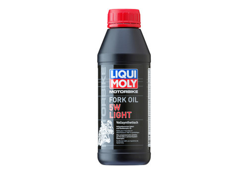 Liqui Moly Motorbike Fork Oil 5W light, 500 ml