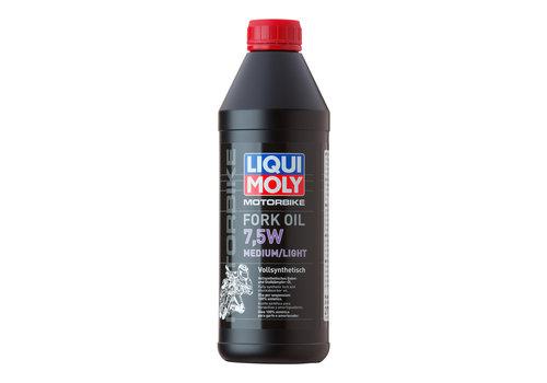 Liqui Moly Motorbike Fork Oil 7,5W medium/light, 1 lt