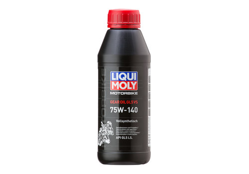Liqui Moly Motorbike Gear Oil 75W-140 (GL5) VS, 500 ml