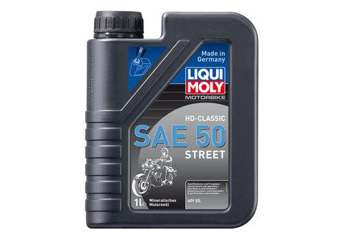 Liqui Moly Motorbike HD-Classic SAE 50 Street, 1 lt