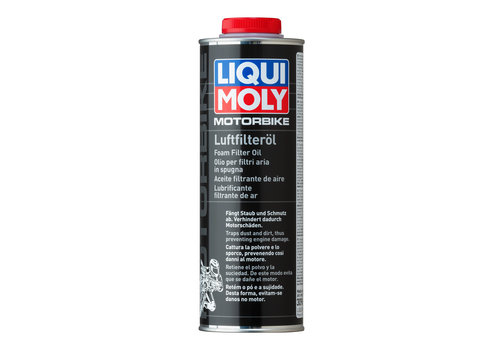 Liqui Moly Motorbike Luchtfilterolie, 500 ml