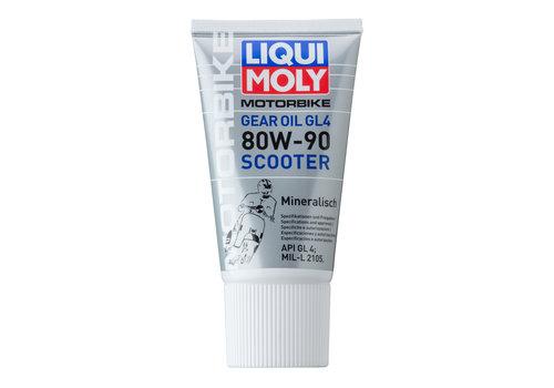 Liqui Moly Motorbike Transmissieolie (GL4) 80W-90 Scooter, 150 ml