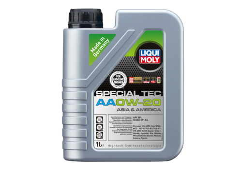 Liqui Moly Special Tec AA 0W-20, 1 lt