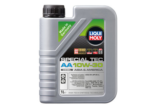 Liqui Moly Special Tec AA 10W-30 Diesel, 1 lt