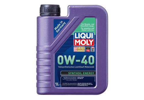 Liqui Moly Synthoil Energy 0W-40, 1 lt