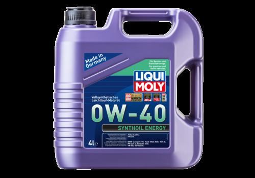 Liqui Moly Synthoil Energy 0W-40, 4 lt