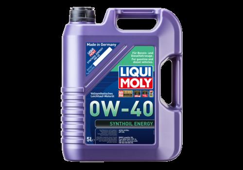 Liqui Moly Synthoil Energy 0W-40, 5 lt