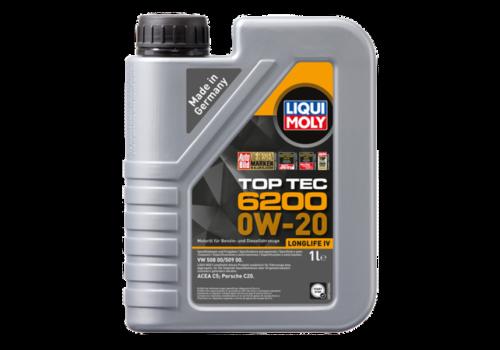 Liqui Moly Top Tec 6200 0W-20, 1 lt