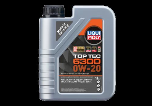 Liqui Moly Top Tec 6300 0W-20, 1 lt