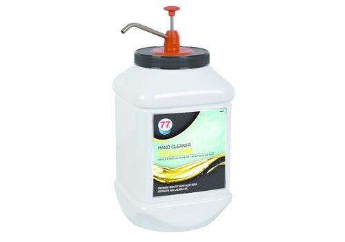 77 Lubricants Hand Cleaner Yellow - Handreiniger, 4.5 lt