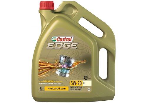 Castrol Edge 5W-30 LL, 4 x 5 lt