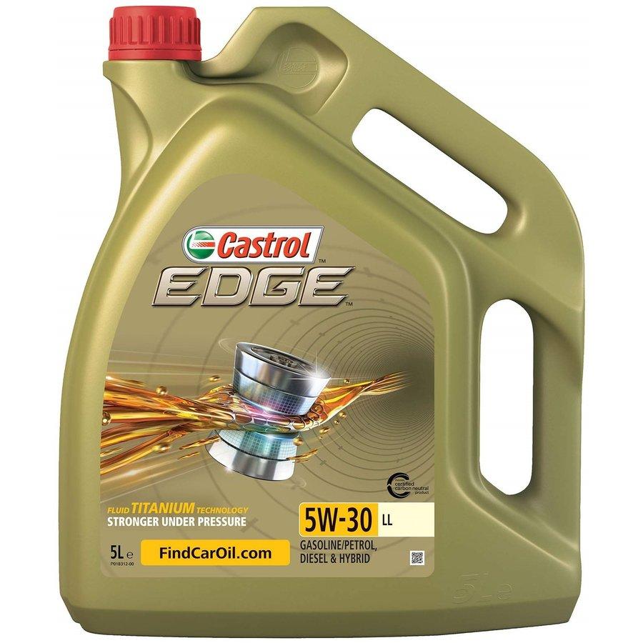 Edge 5W-30 LL, 5 lt-1