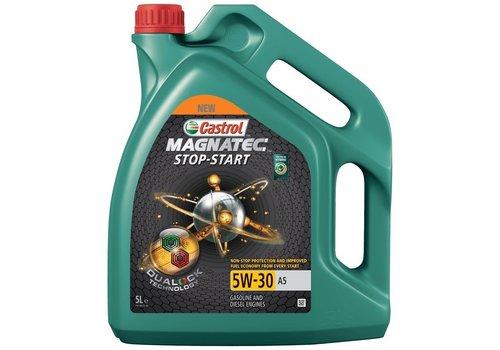 Castrol Magnatec Stop-Start 5W-30 A5, 4 x 5 lt