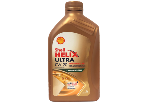 Shell Helix Ultra Professional AV-L 0W-20, 1 lt