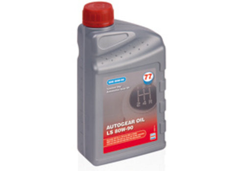77 Lubricants Auto Gear Oil LS 80W-90 - Versnellingsbakolie, 5 lt (OUTLET)