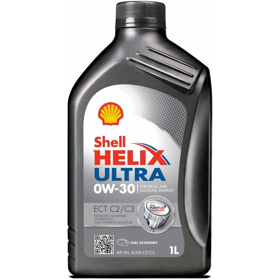 Helix Ultra ECT C2/C3 0W-30 - Motorolie, 1 lt-1