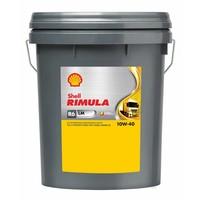 Rimula R6 LM 10W-40 - Heavy Duty Engine Oil, 20 lt