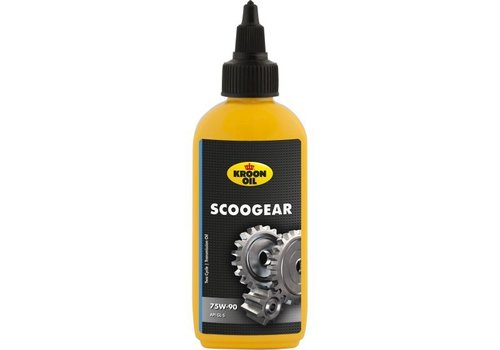 Kroon Oil Scoogear 75W-90 - Versnellingsbakolie, 100 ml