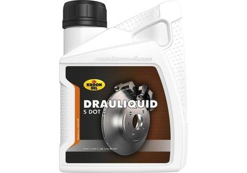 Kroon Oil Drauliquid-S DOT 4 - Remvloeistof, 500 ml
