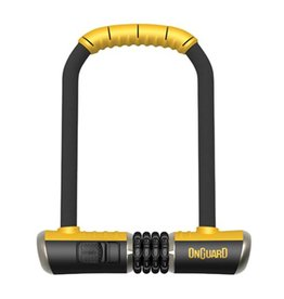 Onguard OnGuard Bulldog Combination D-Lock 230mm