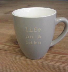 Life on a Bike Mug