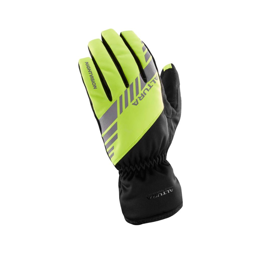 Altura Nightvision 3 Waterproof Glove Yellow