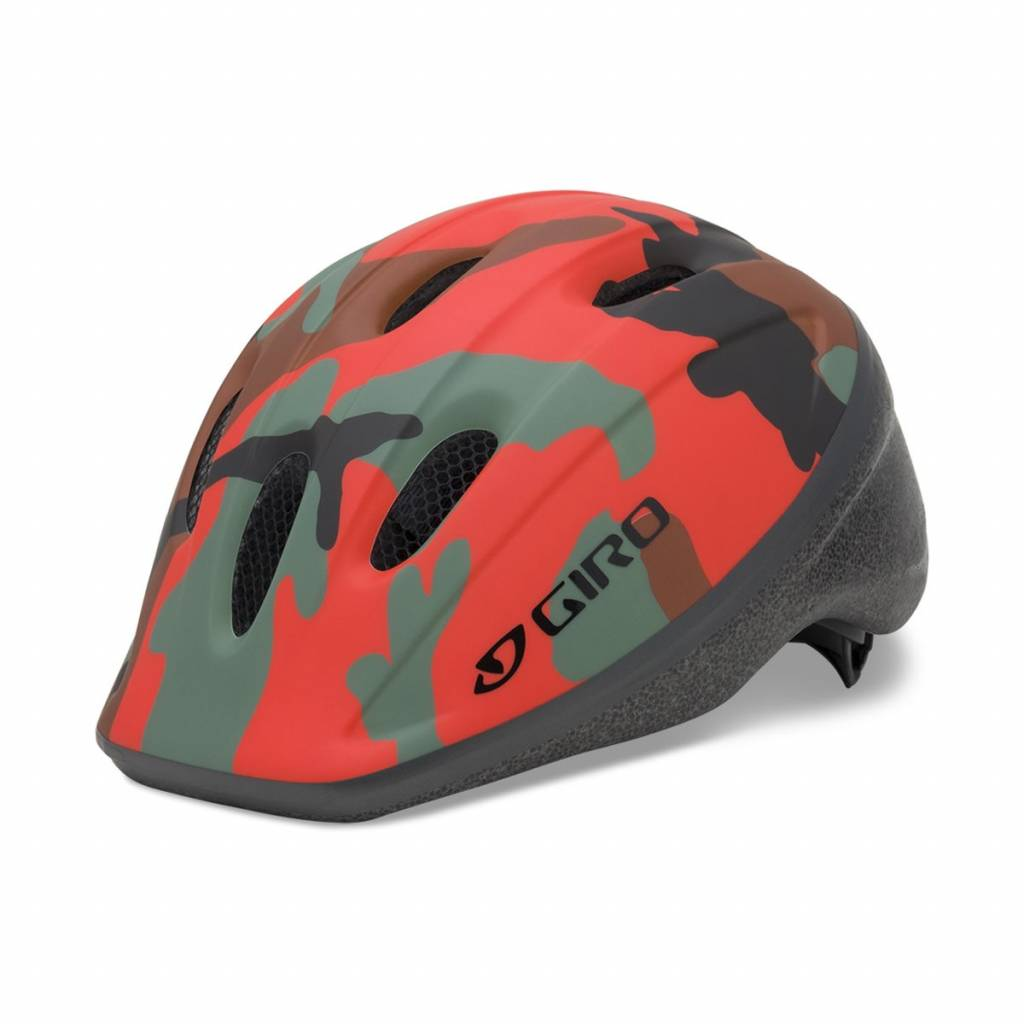 Giro Rodeo Helmet Unisize 50-55cm Matt Glowing Red Camo