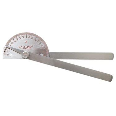 Hoekmeter rvs