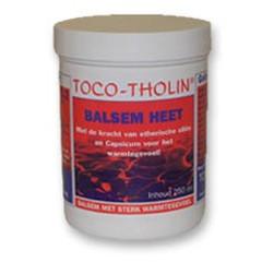 Toco-Tholin Balsem Heet