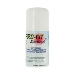 Pro-Fit sportsgel