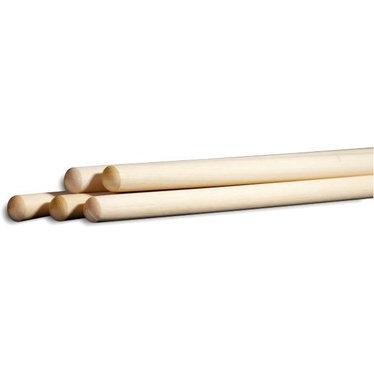 Oefenstok hout 1 meter