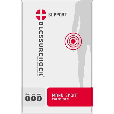 Blessurehoek® Blessurehoek Manu Sport