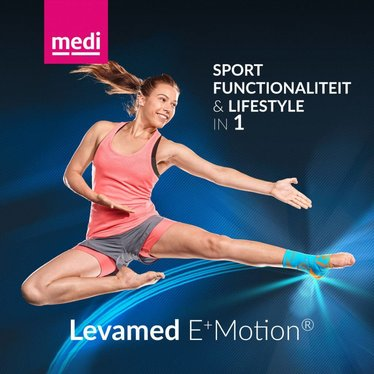 medi Levamed E+Motion enkelbandage