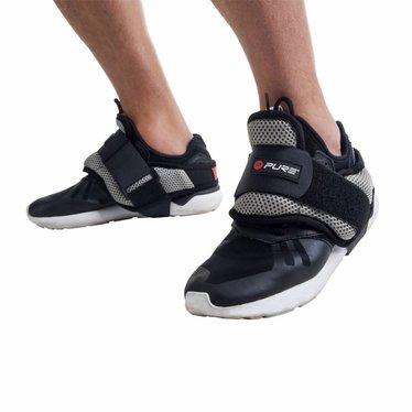 Pure2Improve Pure2Improve Shoe Weights zwart/grijs