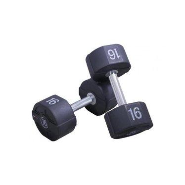 Lifemaxx Lifemaxx PU dumbbellset 2pcs/set (1 - 60kg)