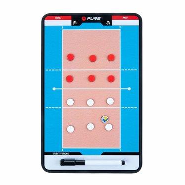 Pure2Improve Coach Board Volleybal