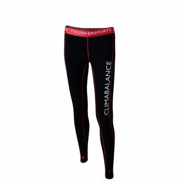 Thundersports Climabalance dames zwart sportkleding