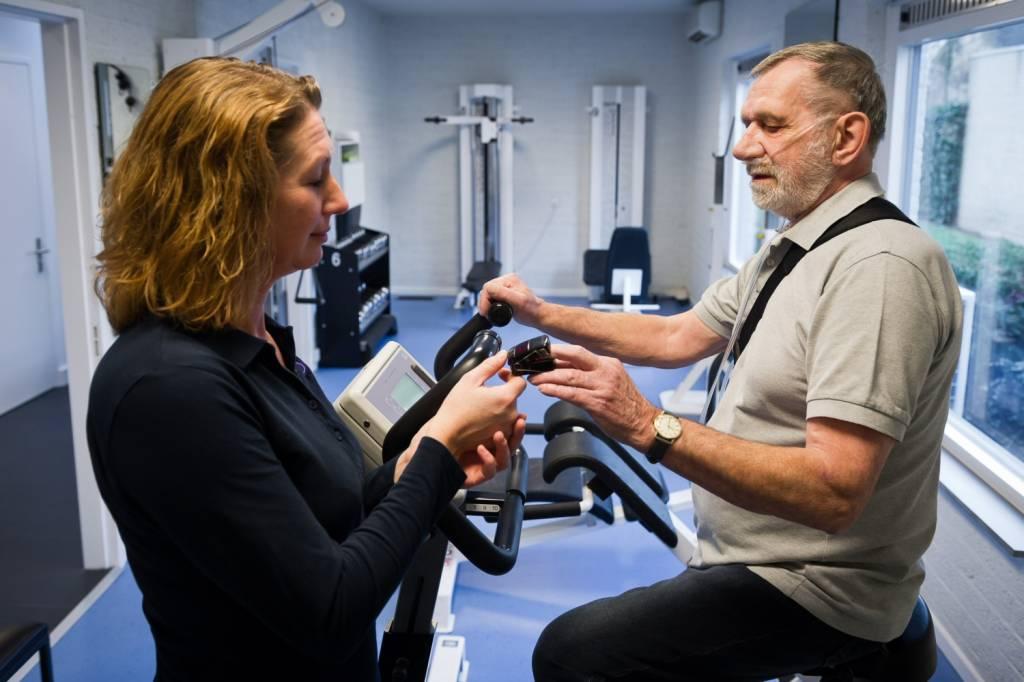 Kinesitherapie bij COPD