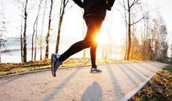 Joggen helpt tegen burn-out