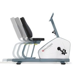 Dynamed Dynamed Motion Relax 600 med cardiotrainer