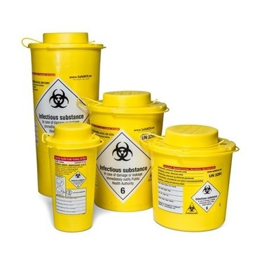 SafeBOX VITAL (naald)container