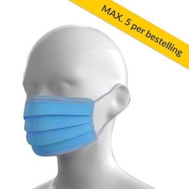 Zogear Chirurgisch masker Type IIR met oorlussen 50 stuks