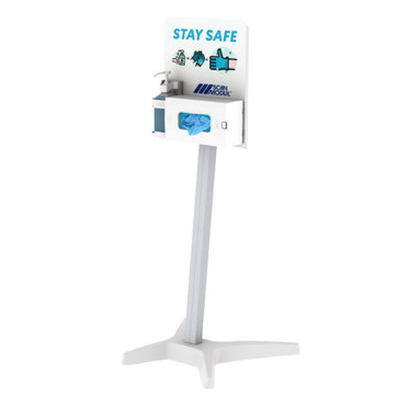 ScanModul Hygienic Roll stand with Wheels