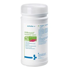 mikrozid® sensitive wipes reiniging en desinfectie