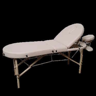 Deluxe 3-delige opklapbare massagetafel