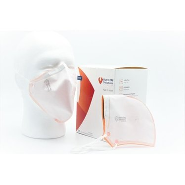 Dutch PPE Solutions FFP2 masker (25 stuks)
