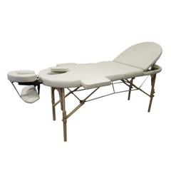 Opklapbare massagetafel Bestwood ovaal