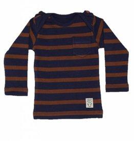 T Pocket Toffee Stripe