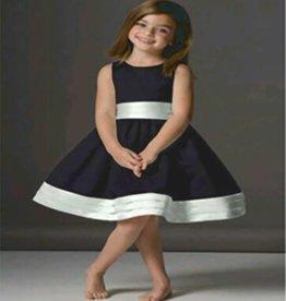 Those Basics Dress Anne Elise - Navy
